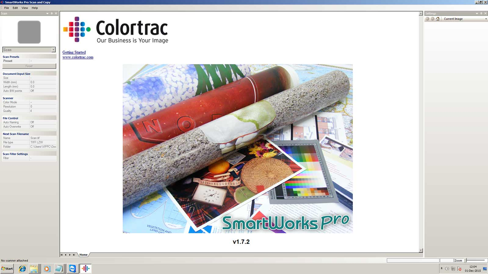 ColorTac SmartWorks Pro Software 1 7 2 Hasp Dongle | Vip