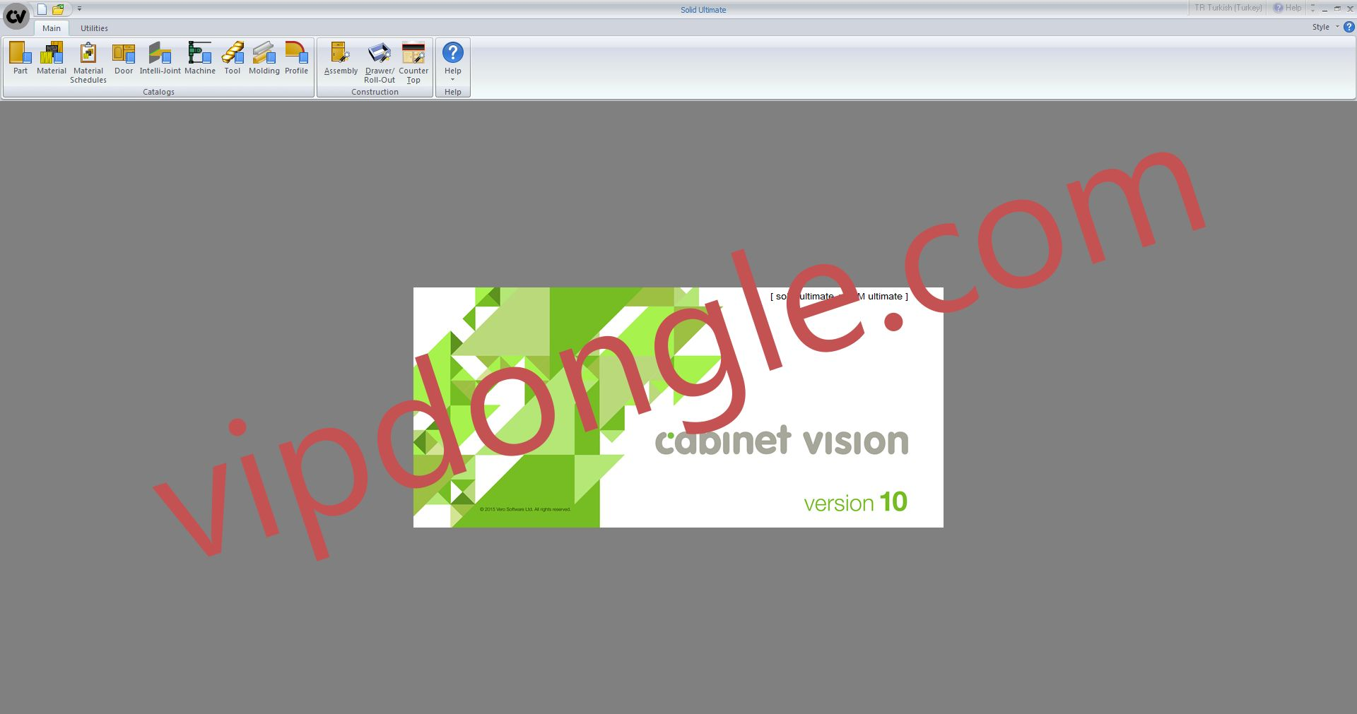 Cabinet Vision 10 Sentinel Dongle | Vip Dongle Team